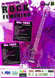 XI Festival Rock Feminino (2017)