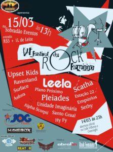 VI Festival Rock Feminino (2008)