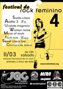 IV Festival Rock Feminino (2006)