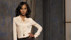 "SCANDAL - ABC's ""Scandal"" stars Kerry Washington as Olivia Pope. (ABC/CRAIG SJODIN)"