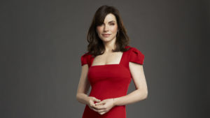 "Julianna Margulies stars as Alicia Florrick on the CBS drama ""The Good Wife"" on the CBS Television Network. Photo Credit: Justin Stephens/CBS © 2011 CBS Broadcasting Inc, All Rights Reserved."